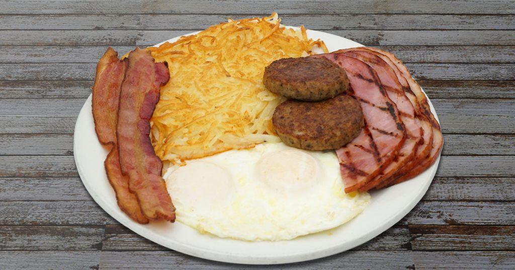 Happys Breakfast